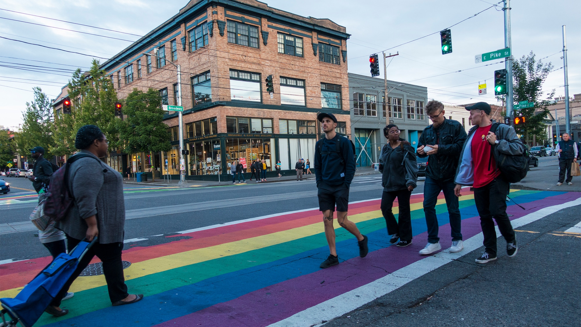 Gay Friendly Seattle Travel Guide