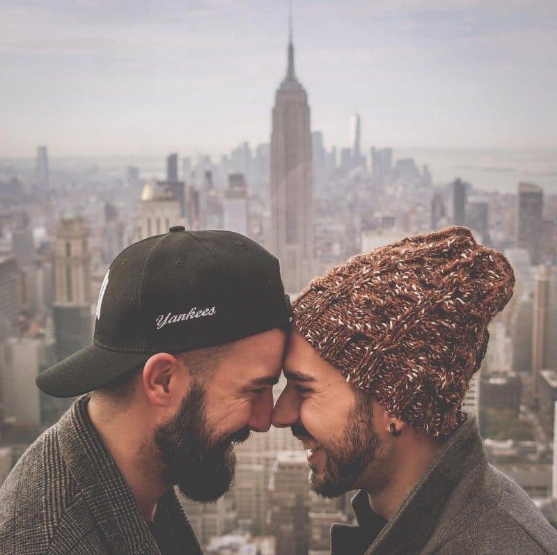 gay couple ny